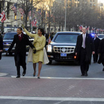 Secret Service Agents with Prostitute