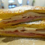 The Best Monti Cristo Sandwich in Las Vegas. Truffles N Bacon