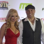 Randy Couture on Red Carpet at MMA Awards 2015