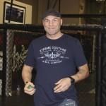 Randy The Natural Couture At His Extreme Couture MMA Gym in Las Vegas