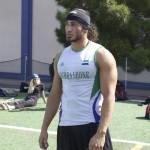 The Las Vegas Outlaws Open Tryout WINNER Ali Maurtada