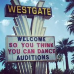 WESTGATE - So You Think You Can Dance Auditions