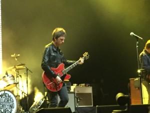 Musician Noel Gallagher - Photo by Christian Wloszczyna