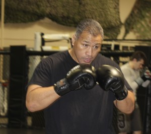 Ray Sefo 6X Muay Thai World Champion and WSOF Founder