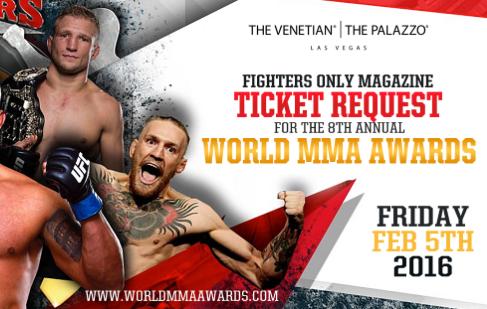 World MMA Awards 2016