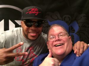 Hip Hop Star FLO RIDA and Robby LeBlanc from LasVegasNewsBlog.com