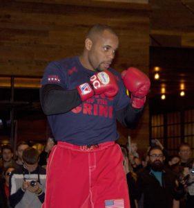 UFC Champ Daniel Cormier