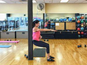 Personal Fitness Trainer Zoe Albright