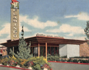 Bugsy Siegel Opens Flamingo Hotel Welcome To Las Vegas News Blog